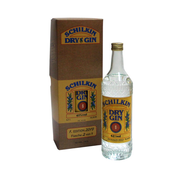 DDR Schilkin Dry Gin