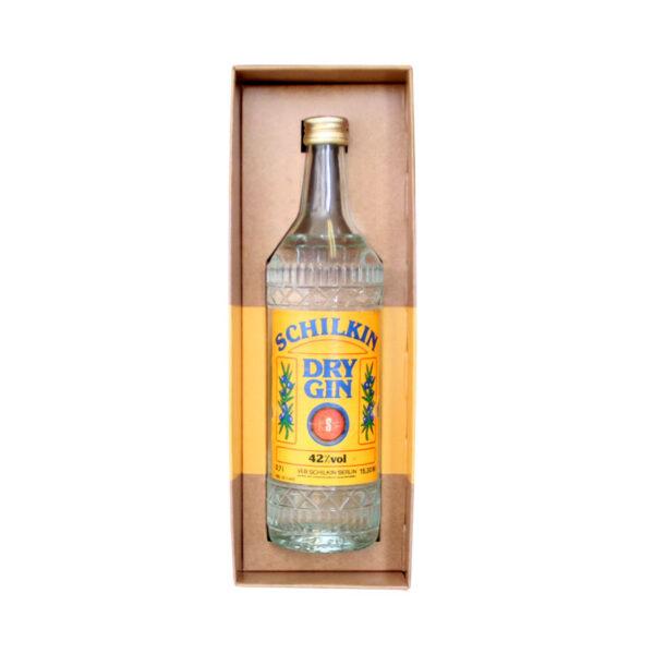 Innenteil DDR Schilkin Dry Gin