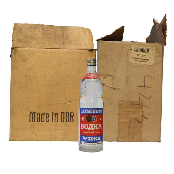 DDR Wodka Lunikoff