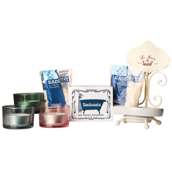 Inhalt Wellness Spa-Set