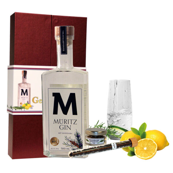 Gin Genuss Box 500ml