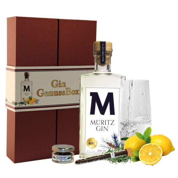 Gin Genuss Box 200ml